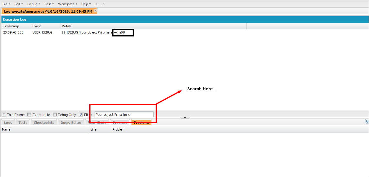 Find Salesforce Object ID prefixes