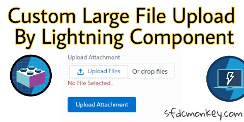 upload file using lightning sfdmconkey